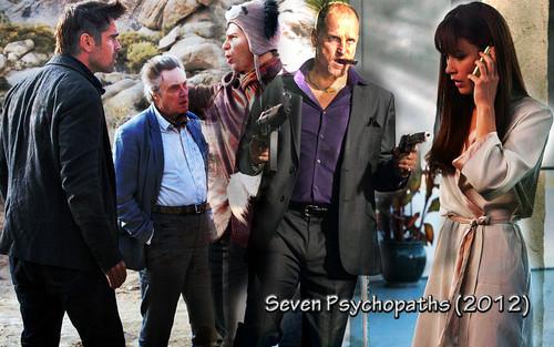 Seven Psycopaths 2012