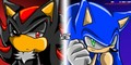 Shadow vs Sonic - shadow-the-hedgehog photo