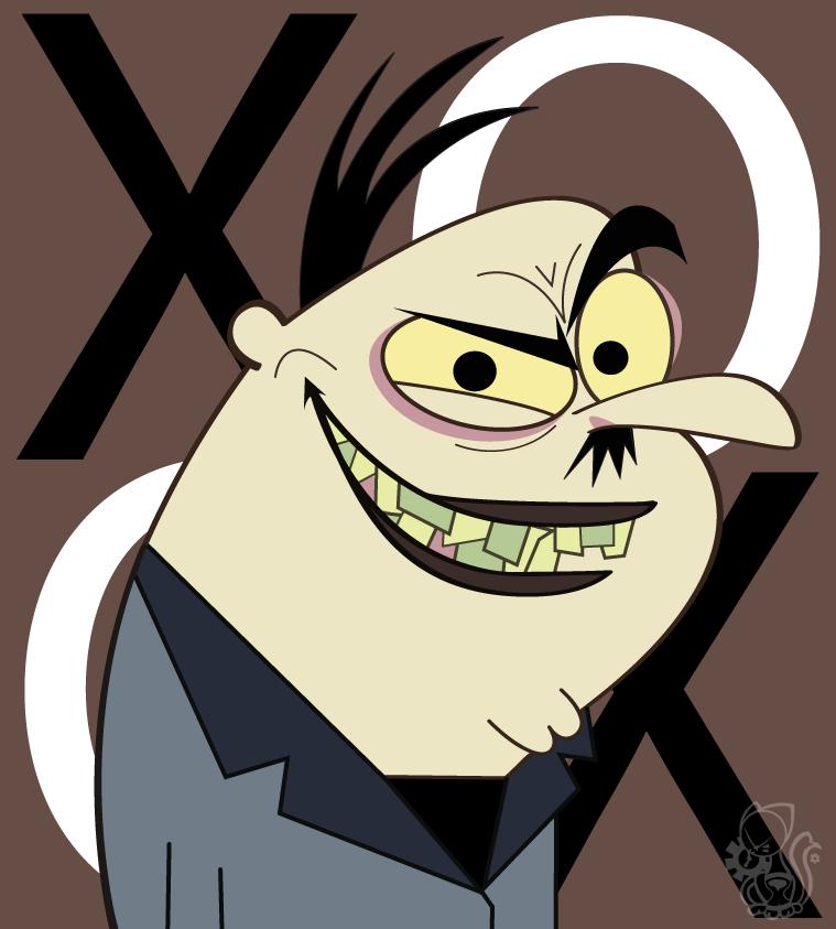 Sidekick: Master Xox