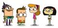 Sidekick characters