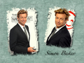 Simon Baker - the-mentalist wallpaper
