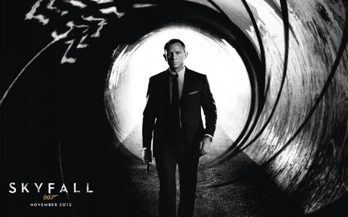 Skyfall James Bond Hintergrund
