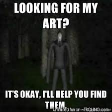Slender Memes the slender man 32654474 225 225 the slender man images slender memes wallpaper and background