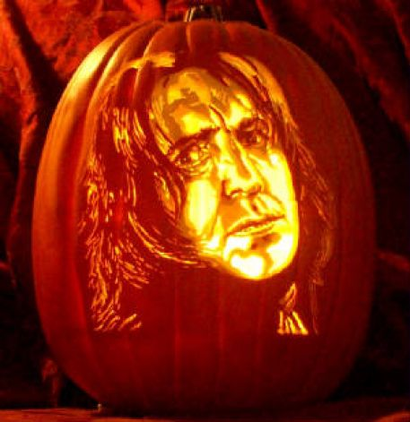 Snape Pumpkin Snape S Family And Friends Photo