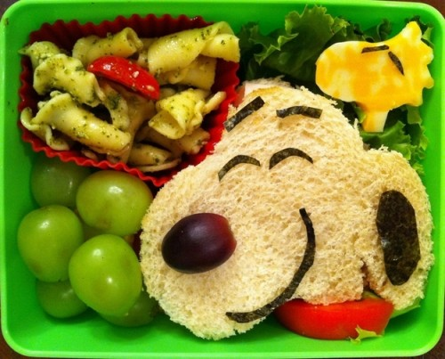 snoopy meal