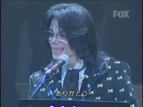 Speaking Engagement In Japan Back In 2007