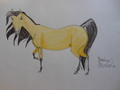 Spirit from How to draw with James Baxter - spirit-stallion-of-the-cimarron fan art