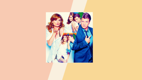 Nathan Fillion & Stana Katic achtergrond titled StaNathan