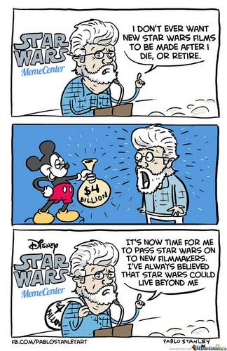 星, 星级 Wars 迪士尼