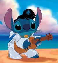 Elvis Presley hình nền probably containing anime called Stitch as Elvis
