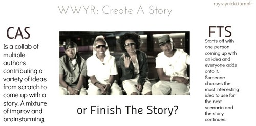 Mindless Behavior karatasi la kupamba ukuta titled Story/Imagine ideas