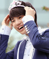 Sungjong with tiara~