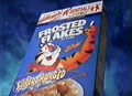 Supercharged Frosted Flakes