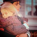 Sweet hug  - michael-jackson photo