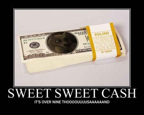 Sweet money