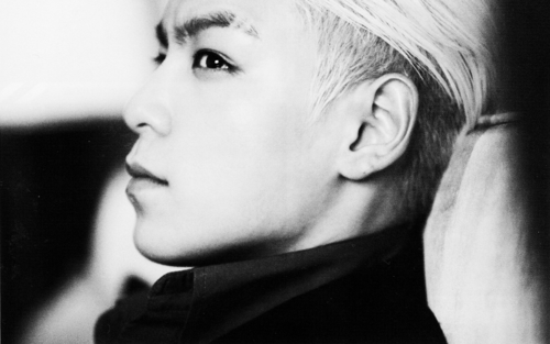TOP looking super handsome<3