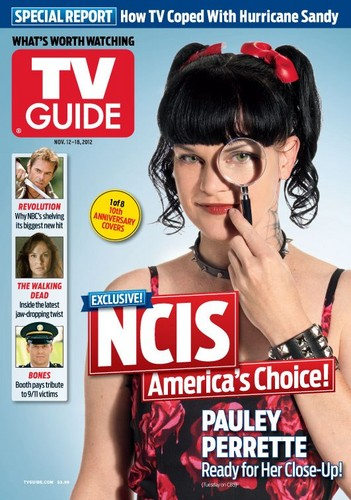 TV Guide Magazine November 2012