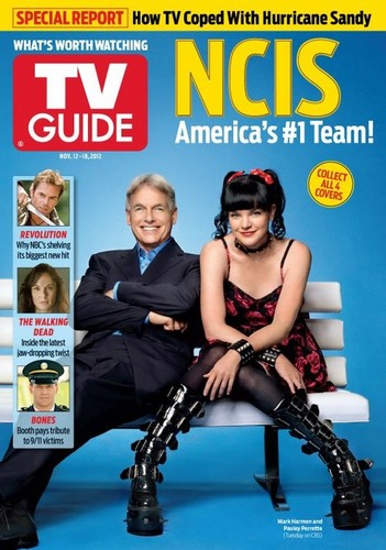 TV Guide Magazine November 2012