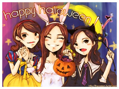 TaeTiSeo Halloween Costumes~