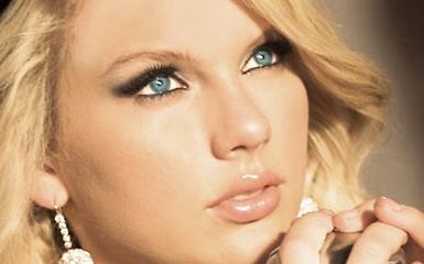 Taylor cepat, swift Makeup looks