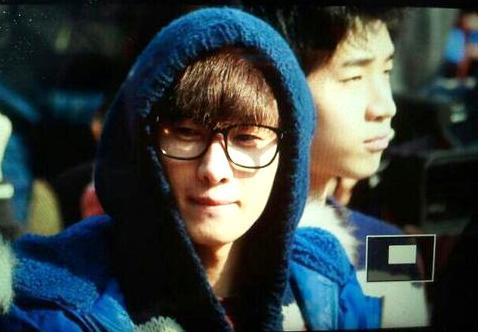 Tears after Leader leaving! :'(