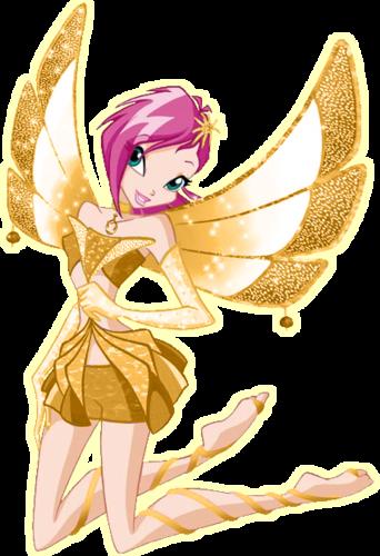 Tecna Gold Enchantix