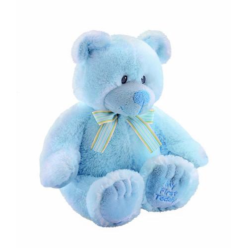 Teddy menanggung, bear (blue)