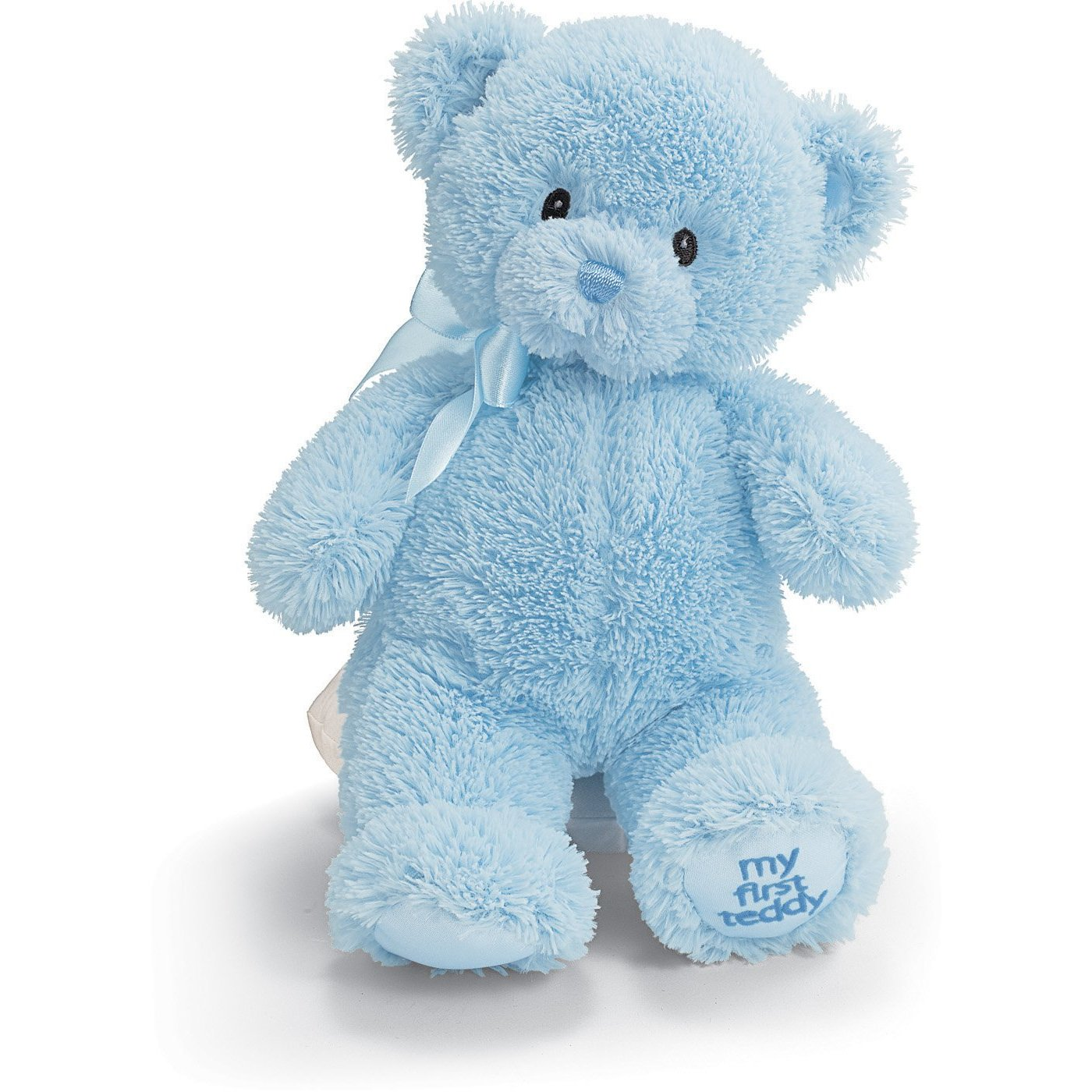 Teddy Bear (blue) - Stuffed Animals Photo (32604310) - Fanpop
