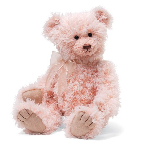 Stuffed animaux fond d'écran called Teddy ours (pink)