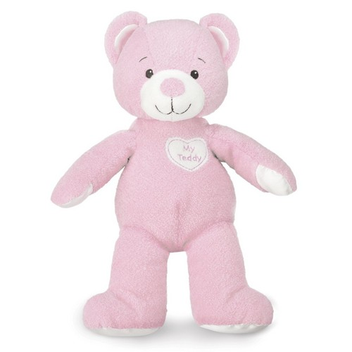 Teddy ভালুক (pink)
