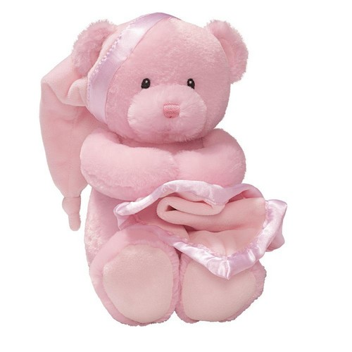 Teddy madala (pink)