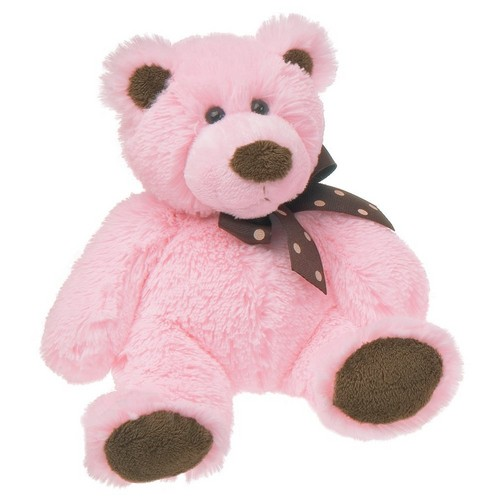 Teddy भालू (pink)