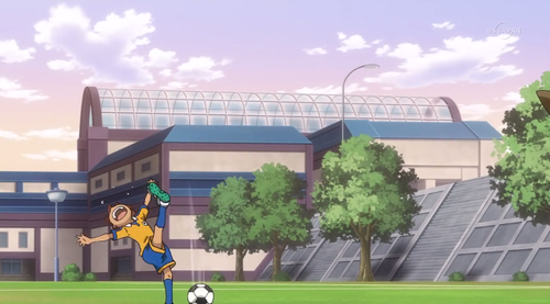 Tenma...this isn't the cheerleading try-outs -__-||
