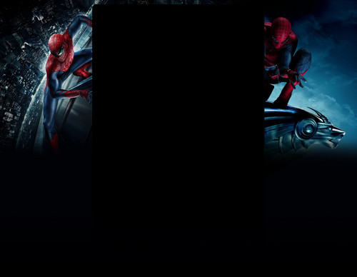 Spider-Man wallpaper probably containing a sign entitled The Amazing Spider-Man Youtube Template