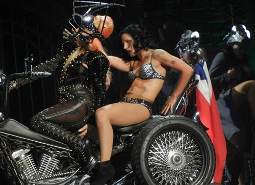 The Born This Way Ball Tour in San Juan, PR