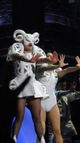 The Born This Way Ball in Mexico City (26 Oct)