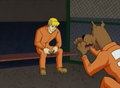 The Guys in Jail - scooby-doo photo
