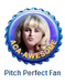 The Pitch Perfect fan pet, glb