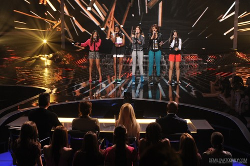 The X Factor 2x13 Results 显示 1 stills