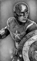 The avengers captain america - the-avengers fan art