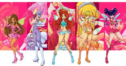 The winx in reality