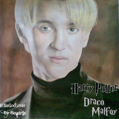 Tom Felton-Draco Malfoy Harry Potter Drawing