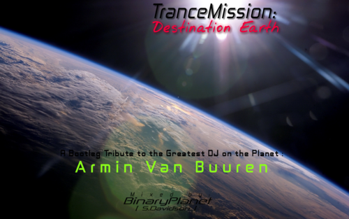 TranceMission : Destination Earth