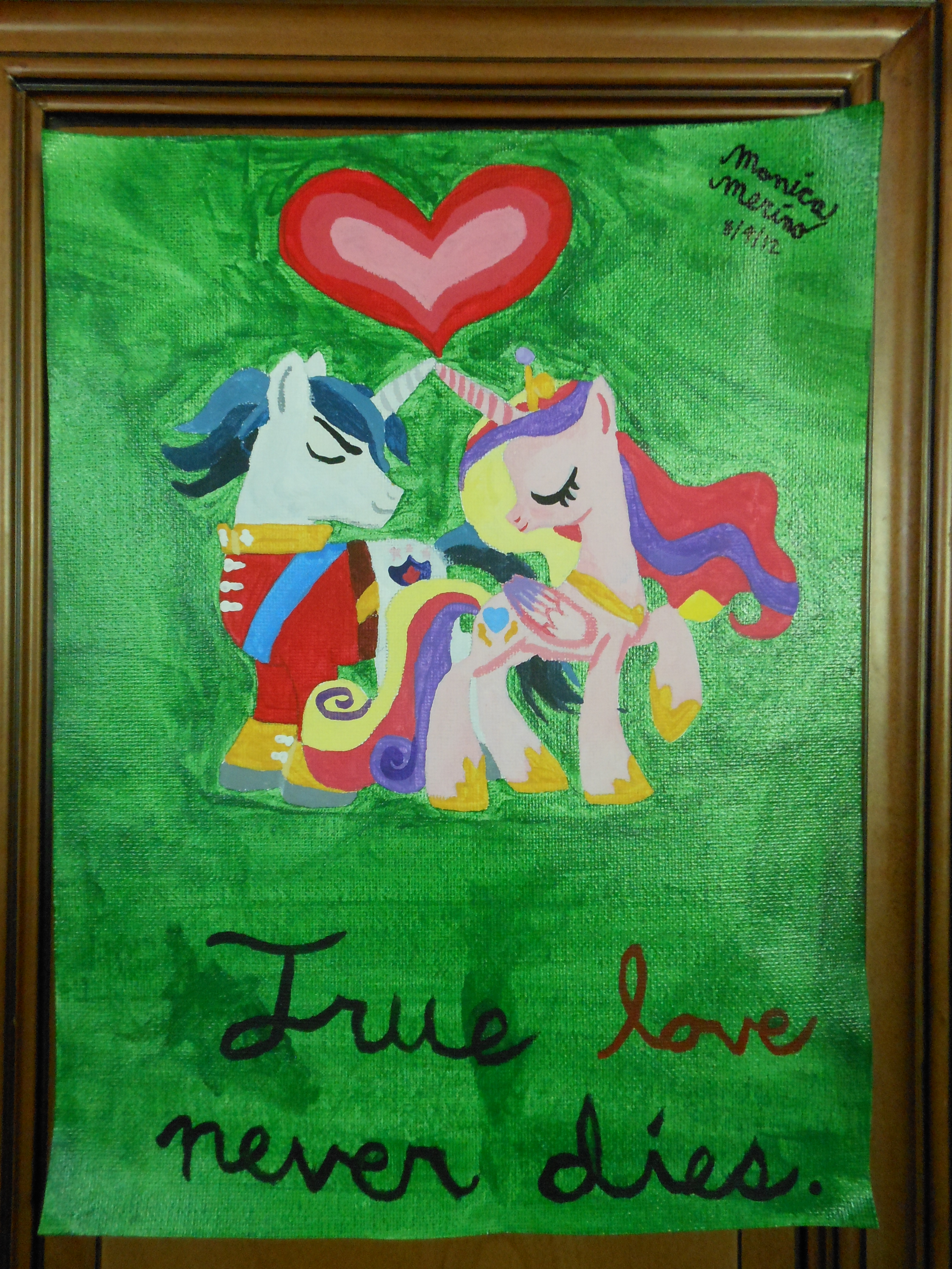 My Little Pony Friendship Is Magic Images True Love Never Dies Hd