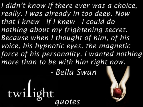 Twilight quotes 101-120 - Bella Swan Fan Art (32667859 ...
