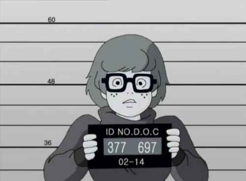 Velma's Mugshot