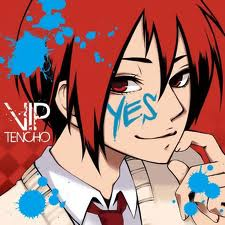 "Vip Tenchou - ""Yes"" Album Cover"