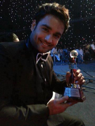 Vivian Dsena @People's choice Award Function