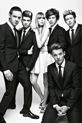 Vogue UK Photoshoot