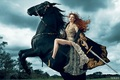 Vogue outtake 2012 - florence-the-machine photo